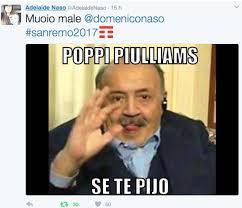 I Meme - sanremo 2017 i meme su maurizio costanzo arrabbiato per il bacio