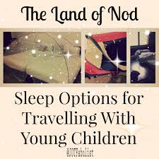 Second Hand Bed Cots In Bangalore The Land Of Nod Sleep Options For Travelling With Young Children