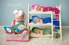 baby boy photo props doll bed bunk bed mattresses and ladder newborn photography