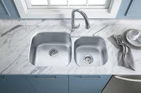 smart divide stainless steel sink kohlerkohler vault smart divide stainless steel kitchen sink kohler