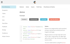 pattern library mailchimp the case for custom elements part 1 dev channel medium