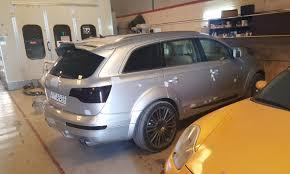 Audi R8 Build - audi q7 restoration build projectwn audiworld forums