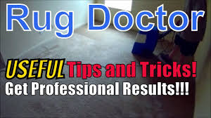 rug doctor to buy this before you buy or rent a rug doctor