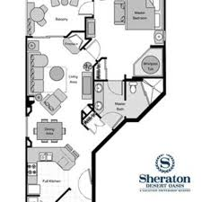 Wyndham Grand Desert Room Floor Plans Sheraton Desert Oasis Scottsdale Az