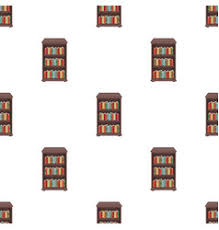 Bookcase With Books Stack Of Books U0026 Icon Vector Images Over 2 200