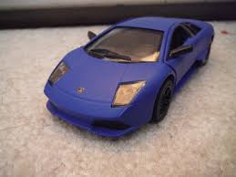 Lamborghini Murcielago Purple - kinsmart lamborghini murcielago youtube