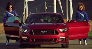 ford mustang ad this 2015 ford mustang aerobic battle ad is tragically