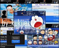 bbm tema doraemon apk doraemon blackberry themes free download blackberry apps
