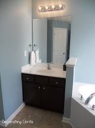 behr bathroom paint color ideas decorating cents the master bathroom is painted