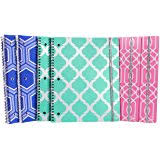 pattern play notebooks amazon com studio c gold digger 1 subject notebook 10 5 x 8 5