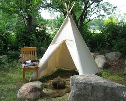 canvas teepee play tent tipi large and durable choose from