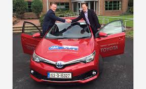 see toyota cars disabled drivers association goes hybrid with toyota