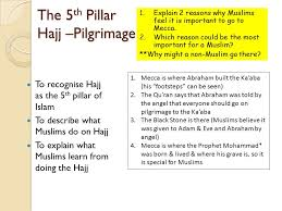 tell your partner facts about the ka aba the 5 th pillar hajj
