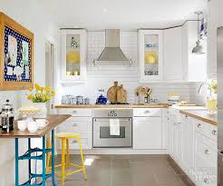 Colors For Small Kitchen - splendid design ideas colors for small kitchens make a small