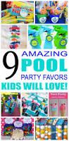 Pool Party Decoration Ideas Party Favor Ideas