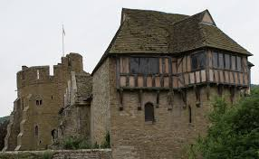 rich medieval houses were designed show off wealth home plans
