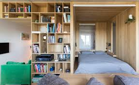 Japanese Small Living Room Design Modern In Feel And Urban Japanese In Décor Small 43 Sqm Studio