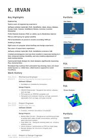 Visual Resume Examples Mechanical Engineer Resume Samples Visualcv Resume Samples Database