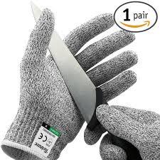 gant anti coupure cuisine gants anti coupure certifié en388 niveau 5 twinzee