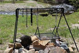 Cowboy Firepit Cowboy Cooking Pits Pit Design Ideas