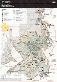 Bryce Canyon Map Pdf Rubble Bears Ears National Monument A Quick Tour Of A Monument