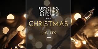 Amber Christmas Lights Recycling Donating U0026 Storing Your Christmas Lights Fabby Blog