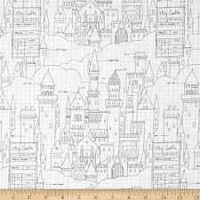 michael miller sarah jane magic castle plans white discount
