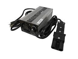 amazon com new 48v 5 amp golf cart battery charger yamaha club