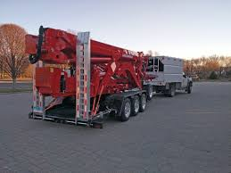 100 foot tracked lift 105hd all access equipment