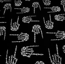 skull wrapping paper heavy metal wrapping paper heavy metal gift psychobilly