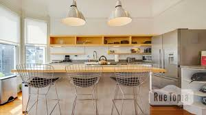modern kitchen open shelving kitchen style iron bar stools and open shelves cabinets awesome