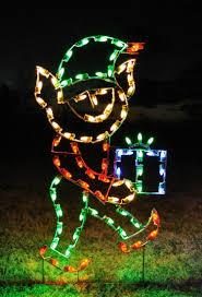 outside christmas light displays modelo infantil decoraciones navideñas pinterest