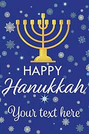 hanukkah clearance 24 x 36 happy hanukkah poster seasonally themed