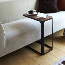 west elm concrete side table side table metal box frame side table gray concrete coffee table