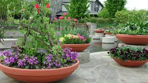 armeria planters landscape lighting waste receptacles