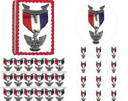 eagle scout cake topper cell phone iphone theme party edible cake topper image