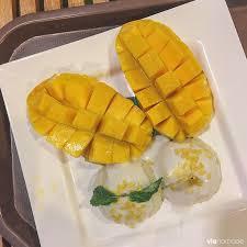 cuisine et voyage les petits plats de la thaïlande du nord mango sticky rice voyage
