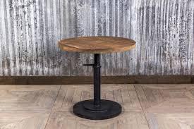 Small Bar Table Industrial Look Table Small Bar Or Restaurant Table