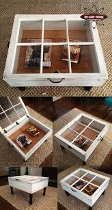 Unique Coffee by Coffee Tables Made From Old Windows Home