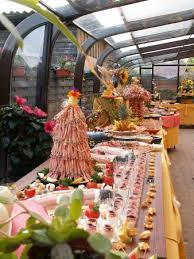 buffet mariage buffet de mariage photo de restaurant la grange ettendorf