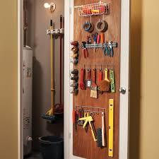 kitchen cabinet door storage racks 18 inspiring inside cabinet door storage ideas family handyman