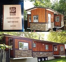 tiny house slide out kottage rv shipping container home