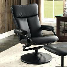 Brown Leather Recliner Chairs Brown Leather Recliner And Ottoman Set Modern Leather Recliner And