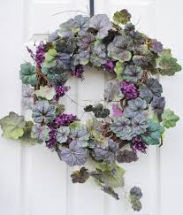 door wreaths tuscan wreath tuscan italian decor spring wreath