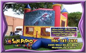 party rental hialeah miami party rental