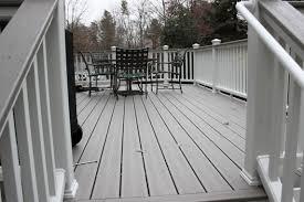 trex porch flooring installation home design ideas