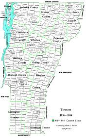 Washington State County Map by Maps
