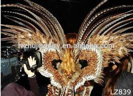 carnival feather backpieces and wings lz839 buy carnival