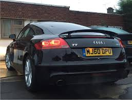audi tt tfsi 2010 2011 low mileage 1 owner cheapest on market in