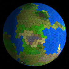 World Map Generator by Experilous Procedural Planet Generation